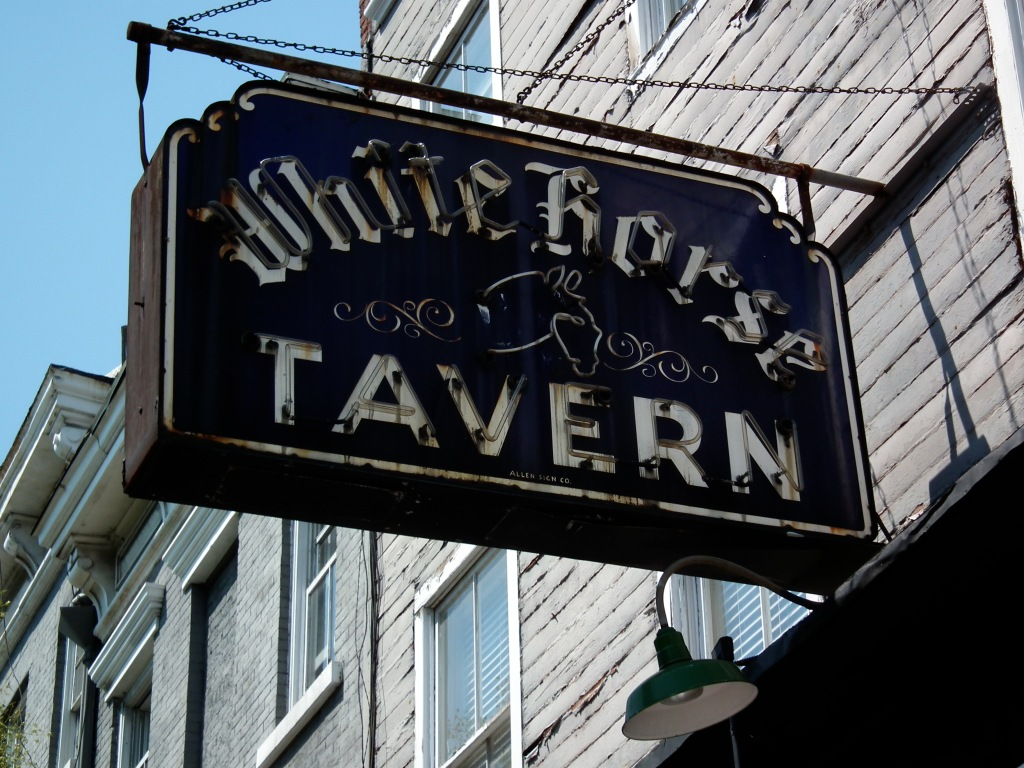 Whitehorse Tavern, NYC